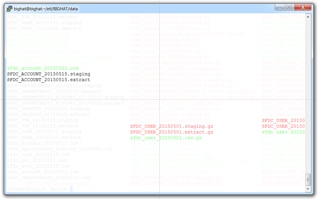 Munge Screenshot